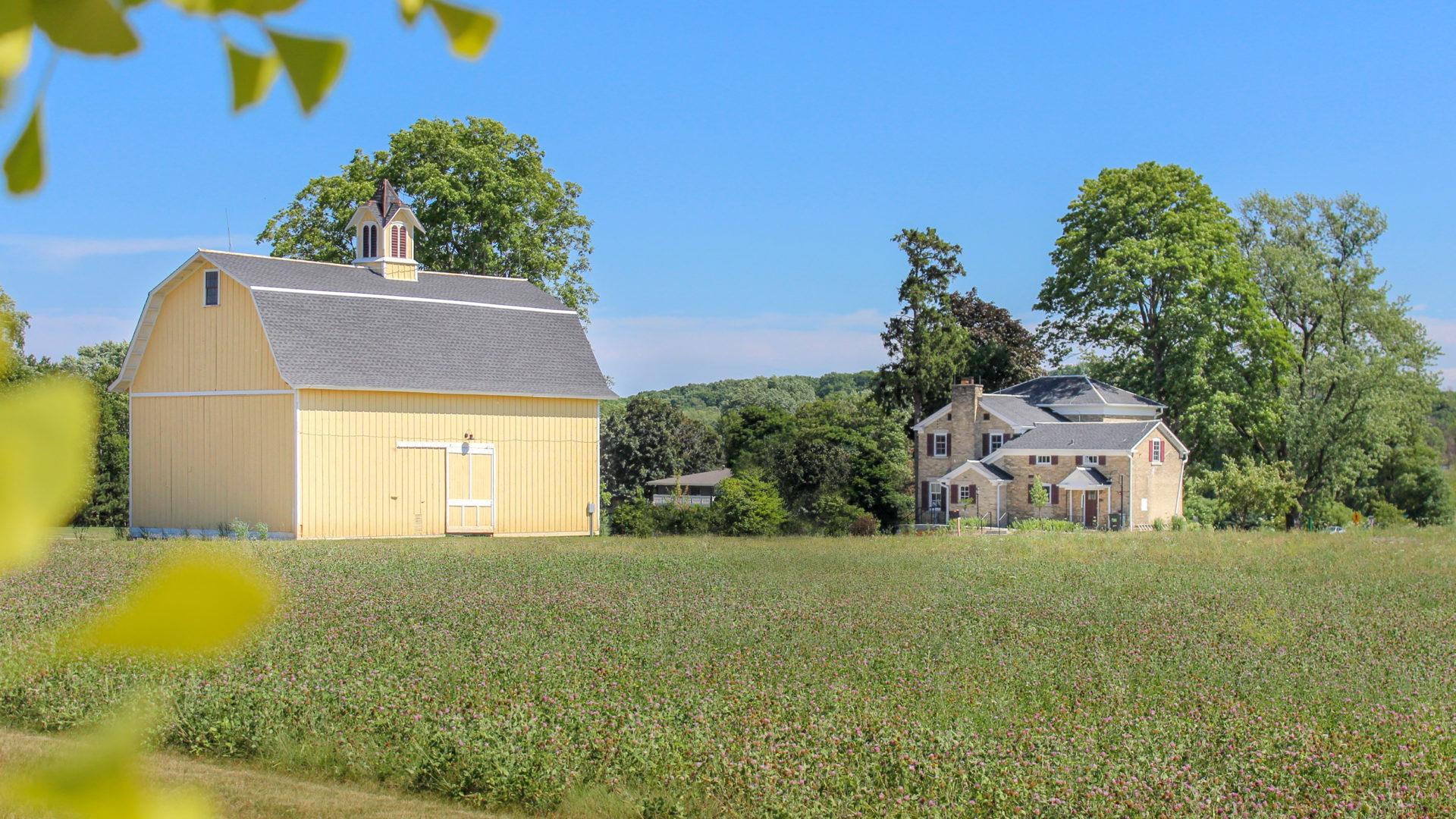 Ruby Farm House and Barn